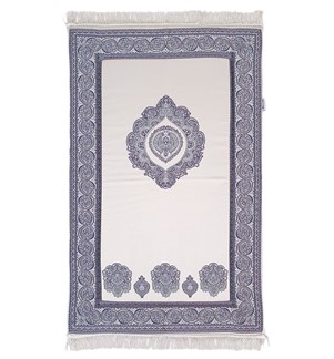 Prayer Mat Memory Foam- Large-Lilac