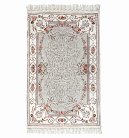 MuseuM Prayer Mat Soft and Silky Grey
