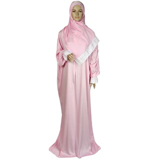 MuseuM Prayer Dress pink colour